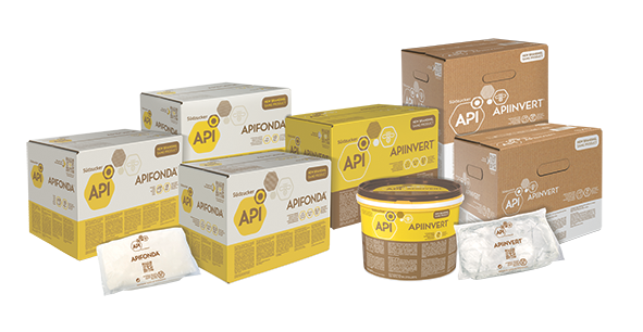API full range of products